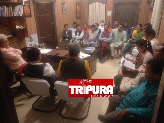 Crucial meeting at Deputy CM's Official Residence ahead of ADC Poll