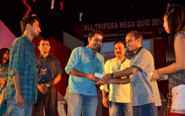 ALL TRIPURA MEGA QUIZ July 13, 2014