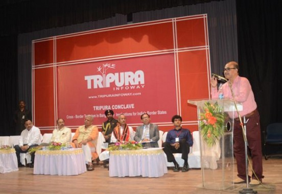 Tripura Conclave 2016 on India-South East Asia cross border terrorism